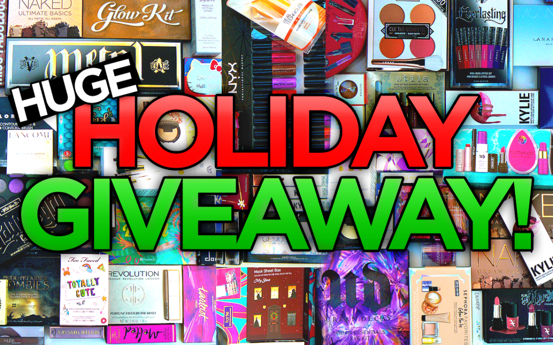 One Year Anniversary & Holiday Giveaway!!